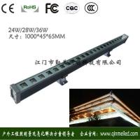 供应24W10*60度角灯与灯连接无暗区LED洗墙灯