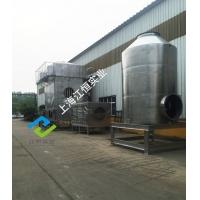 印染定型机废气治理方法定型机废气处理设备