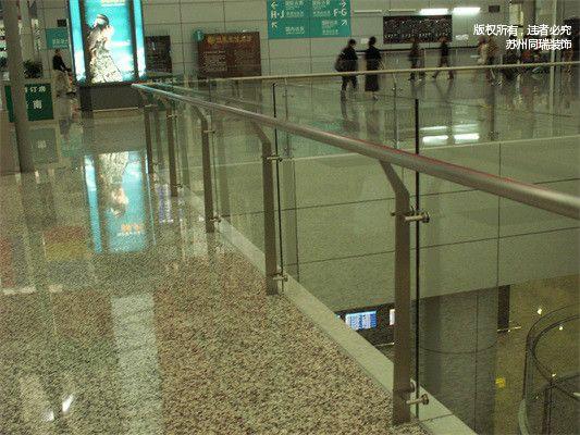 不锈钢玻璃栏杆图集图片