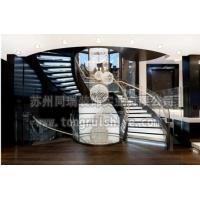 同瑞供应钢结构旋转楼梯 发光楼梯 工厂直销订制