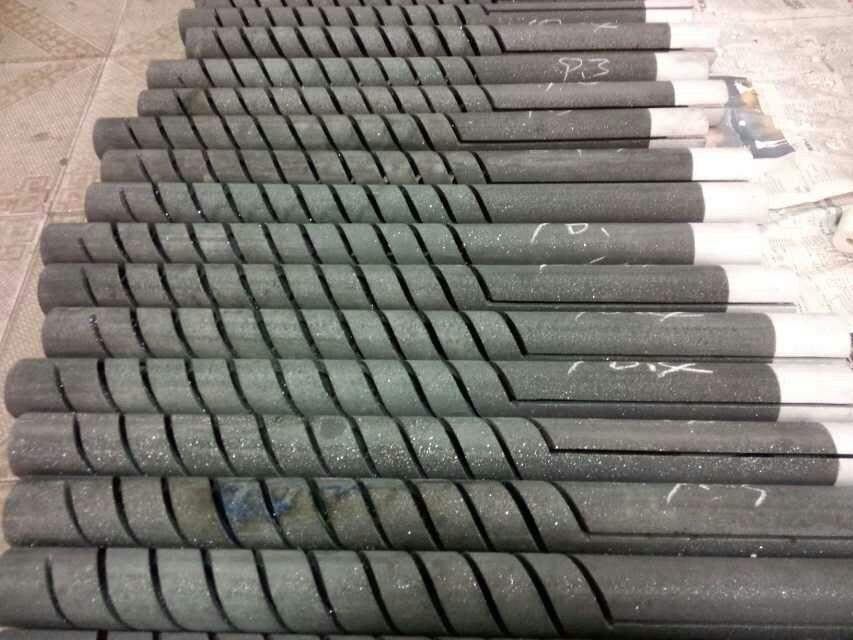 14 500 300单螺纹硅碳棒