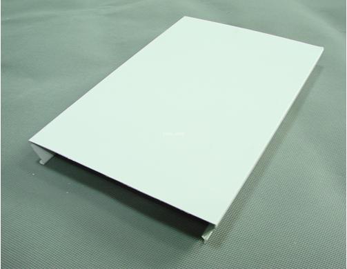 S300高边防风铝条扣G型无缝密拼铝条扣
