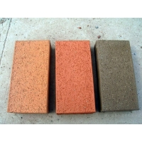 供应优质路面砖烧结砖/红色20010050mm