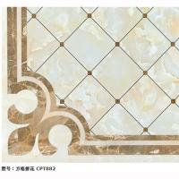 金豪陶瓷-全抛釉系列-方格拼花