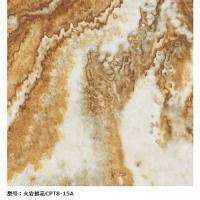 金豪陶瓷-微晶石系列-火岩拼花