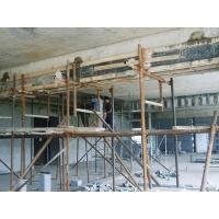 成都华西医院地下室梁柱板加固工程