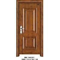 电解板钢质室内门-海南花梨-嘉宝室内钢质门-智丽钢套门