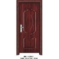电解板钢质室内套装门 房间门 套装门-智丽钢质室内门