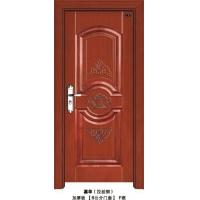 新款电解板钢质室内门-钢制室内门-拉丝铜嘉华-镀锌板门