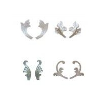 徐州铁艺材料配件|建材|花型|花叶