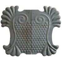 铁艺冲压件;大门组件;铁花;铁艺建材大全