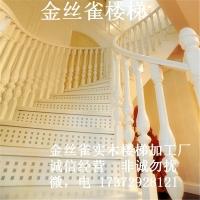 实木楼梯立柱 4.