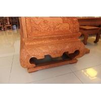 仿红木明式沙发