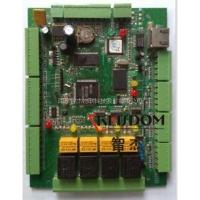 新型高度安全梯控系統電梯控制系統一卡通系統