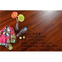 圆盘豆实木地板 长沙纯实木地板 国泽实木地板