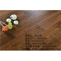 实木锁扣地板 国泽纯实木地板 橡木仿古实木地板