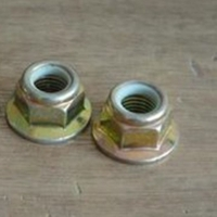 法兰尼龙防松螺母,螺母,紧固件,通用配件及器材,供应