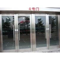 玻璃隔热防火门镀锌冷轧钢门框