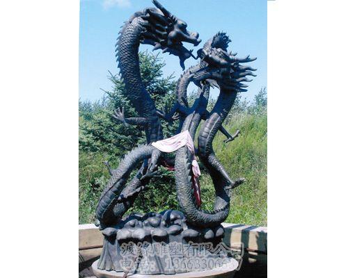 铜佛像,动物雕塑