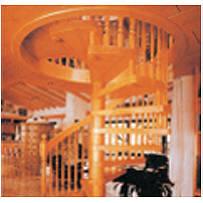 成都欧雨木业-楼梯KH-203