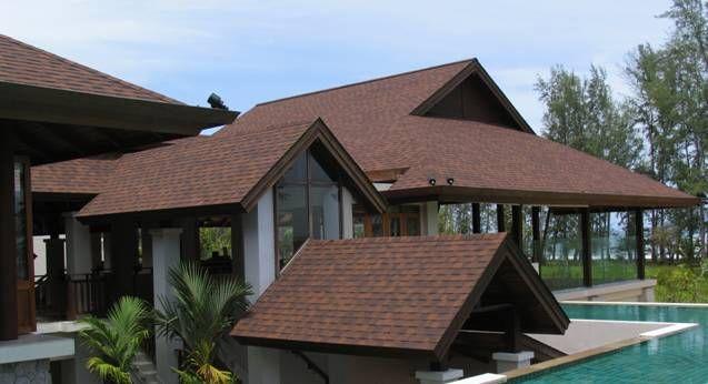 别墅屋顶斜面图