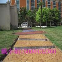 供应透水地坪混凝土地坪提供磨具价格便宜