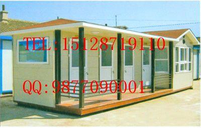 移动厕所公共环保卫生间    多位厕所环保活动房