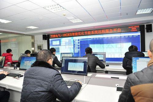 工业企业电力智能优化节能系统