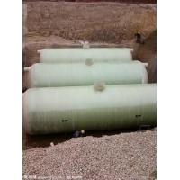 玻璃钢化粪池/河北机制缠绕化粪池