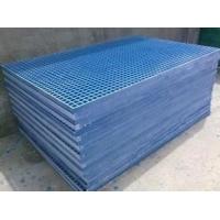 灌顶平台用玻璃钢格栅板/地沟玻璃钢格栅