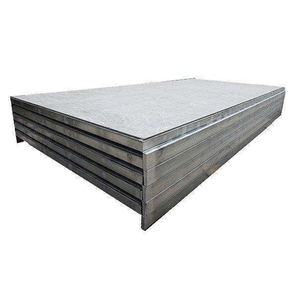 江苏连云港钢骨架屋面板、网架板、厂房屋面板