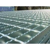 钢平台钢格栅板