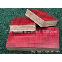 优质耐用E0集装箱覆膜竹木地板 20尺柜6张坂