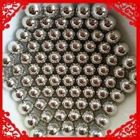 厂家直销 6.5mm不锈钢球 防锈防锈钢珠