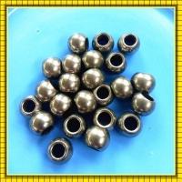 山东康达钢球 2mm-40mm打孔攻牙钢球加工定做