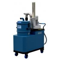西安工厂用油铁分离工业吸尘器,凯德威强力工业吸油机DL-40