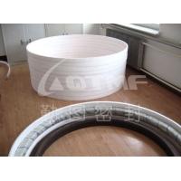 供應四氟密封墊片 可做到直徑3米四氟墊圈