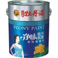 净味抗污抗菌双效墙面漆