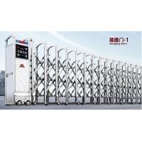 武汉不锈钢电动门 电动伸缩门 自动门 高档门 花园门