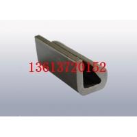 钢管桩锁扣,热轧Q345材质C型钢