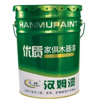 沂水厂家直销汉姆家具漆高丰满超爽滑抗划伤面漆