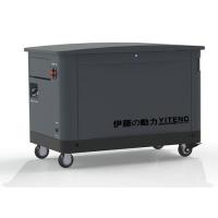 移动三相电汽油发电机15kw报价