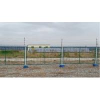 太阳能光伏电厂隔离围栏网   慕源出品