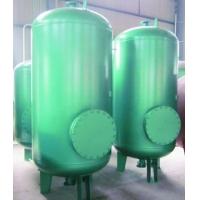 節能型復合材料浮動盤管型半容積式水加熱器