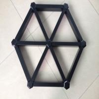大三角铝格栅吊顶