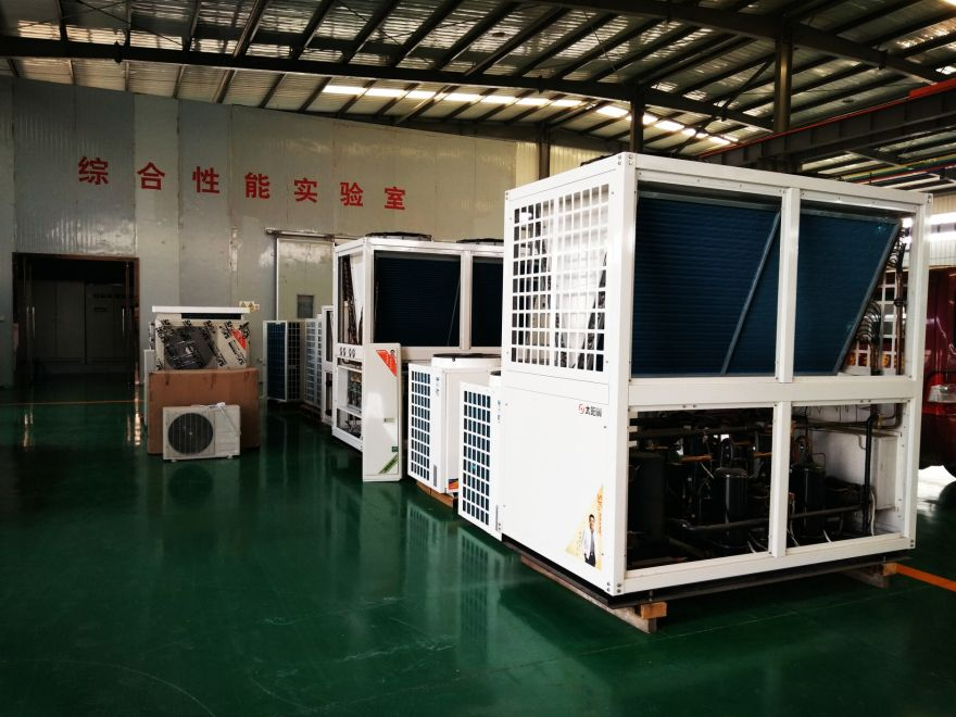 空气源热泵 威布森企业直供 煤改电 工程 家用商用 可代工