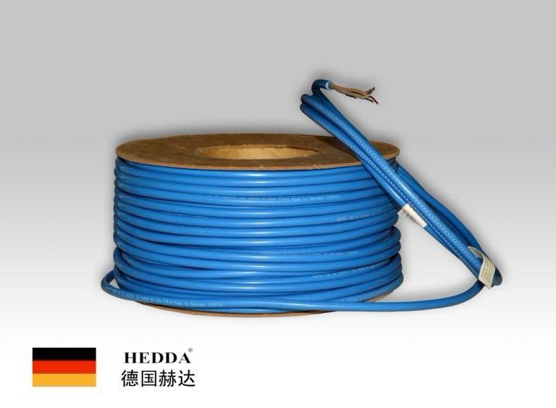 5540隐式接头双芯电缆(蓝色)HEDDA德国赫达