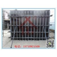 成套钢支撑模板工艺剪力墙钢支撑加固体系