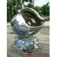 景观不锈钢雕塑 不锈钢雕塑制作厂家 不锈钢雕塑公司