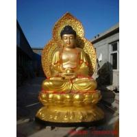 陕西省铜佛像制作 宗教铜佛像制作 铜佛像彩绘